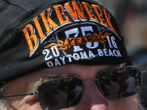 Bike Week 2016 rolls toward it's final weekend in Daytona Beach Wednesday, March 9, 2016. News-Journal/JIM TILLER