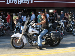 Dirty Harrys Bike Week 2009