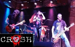 Local favorite, Crush kicks off Biketoberfest Wednesday, October 12during a 5:30 show.
