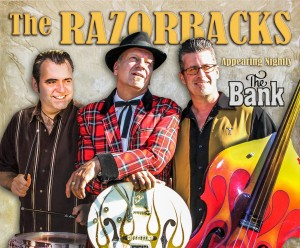 The Razorbacks begin their Biketoberfest residency at 9:00 on Wednesday, October 12th.