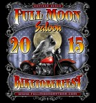 Full Moon Saloon BF-15 Back Detail