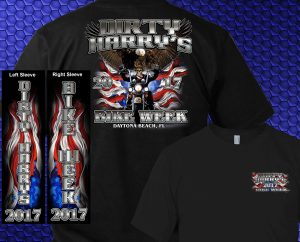 Dirty Harrys Patriot Rider