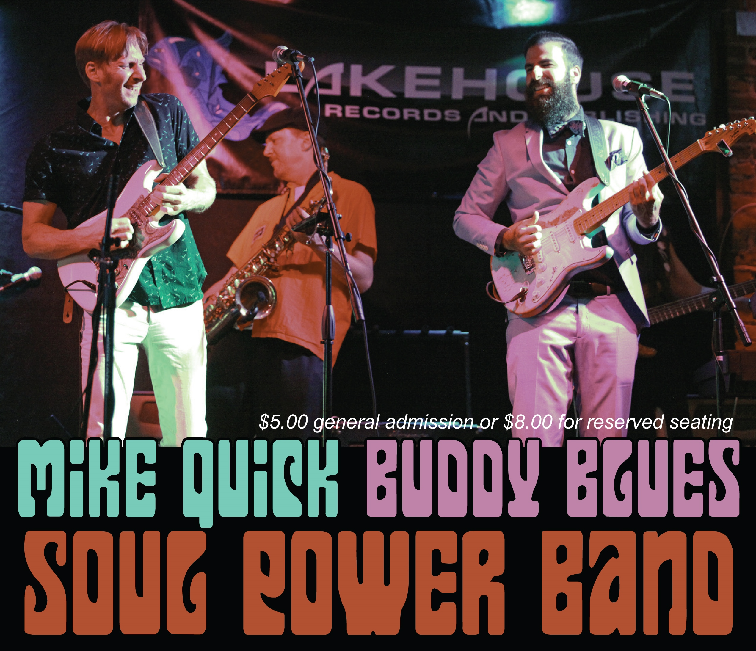 Mike Quick Band