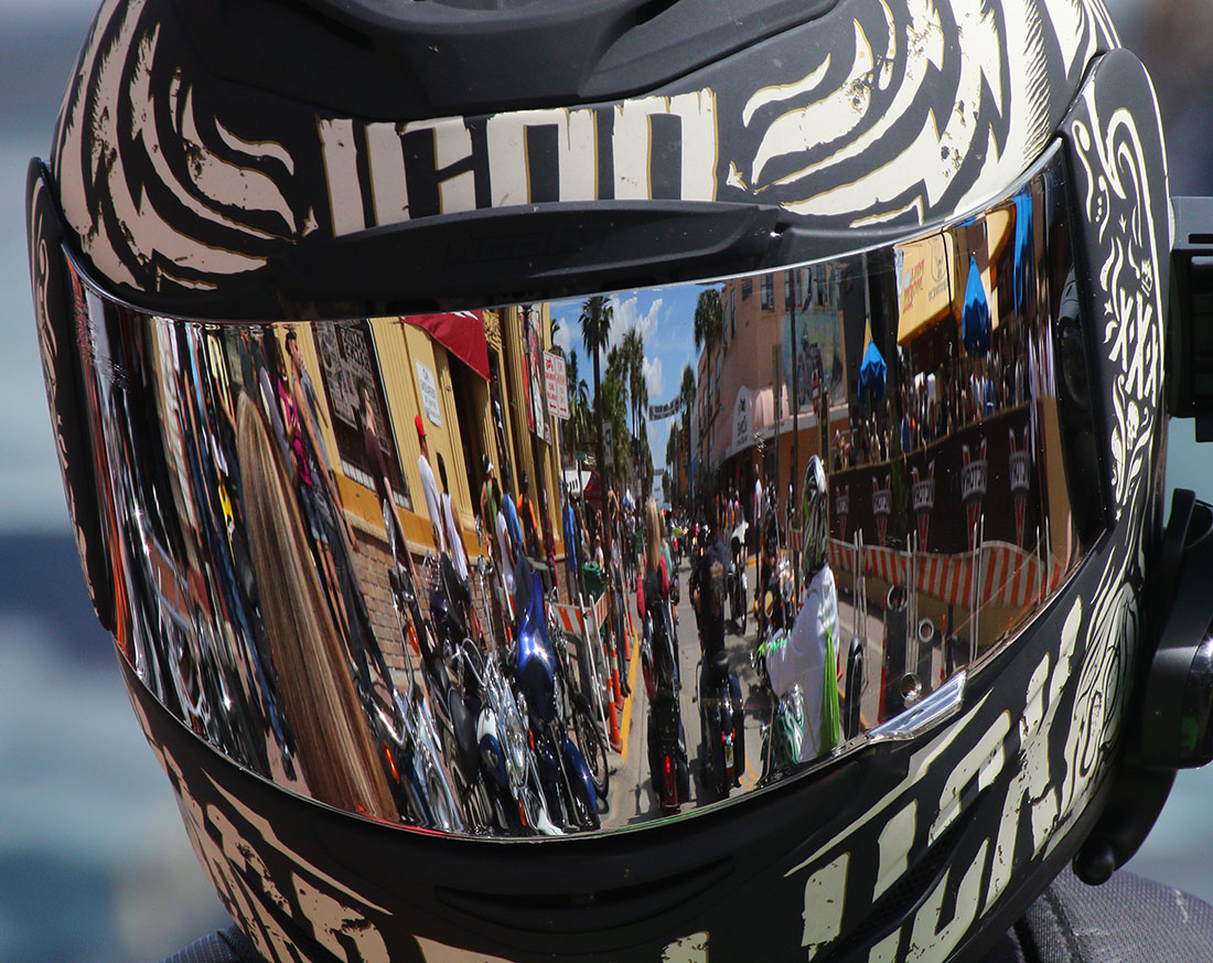 News-Journal/JIM TILLER on the final big day of Bike Week 2015 on Main Street in Daytona Beach Saturday , March 14, 2015.