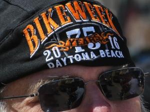 Bike Week 2016 rolls toward it's final weekend in Daytona Beach Wednesday, March 9, 2016. News-Journal/JIM TILLER