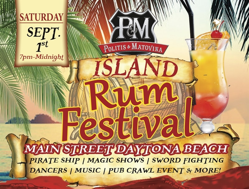 Island Rum Festival