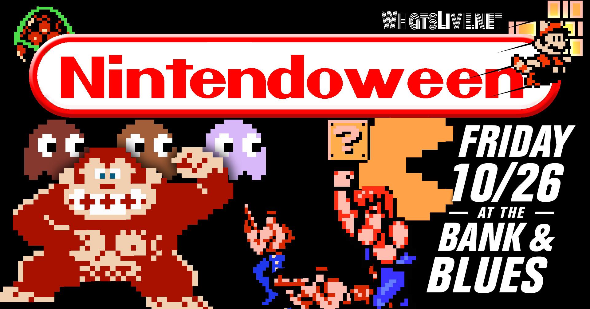 Nintendoween