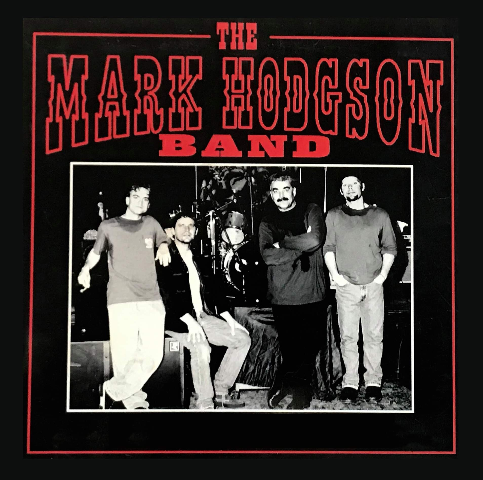 Mark Hodgson Band Reunion
