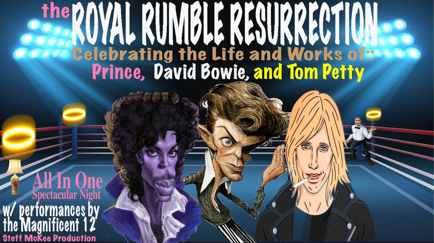 The Royal Rumble Resurrection Returns